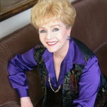 """Debbie Reynolds starred as the title character in Albert Brooks' 1996 comedy, """"Mother."""""""