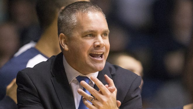 Chris Holtmann and Butler have their sights set on a point guard from Massachusetts.