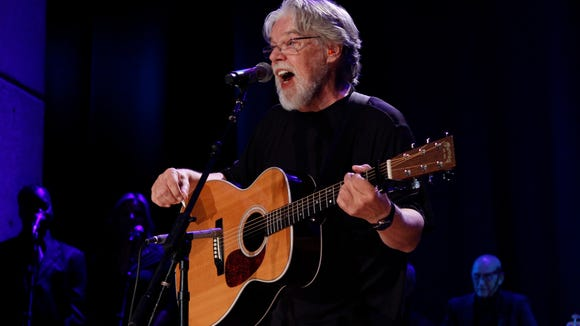 Bob Seger performs at the Country Music Hall of Fame Inductions on Sunday, Oct. 21, 2012 in Nashville, Tenn.