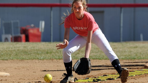 Pisgah's Morgan Henson.