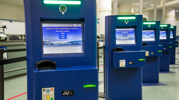 New passport kiosks are being installed at Vancouver's