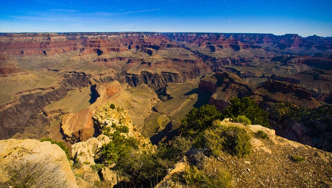 Grand Canyon National Park: The obviousness of its rightness as a national park is as evident as the effects of wind and water on rock. But when Congress first considered making the Grand Canyon a national park in 1882, the idea didn't even make it out of committee. Unsurprisingly, people thought they could use the Canyon to make money, and national park status would limit commercial ventures. It took a presidential proclamation in 1893 by Benjamin Harrison to make the Canyon a forest reserve. President Theodore Roosevelt signed his own proclamation making the Grand Canyon a national monument in 1908. After 37 years, on Feb. 26, 1919, Congress made it a national park. Today, roughly 4.5 million people visit each year.