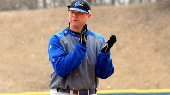 UNC Asheville baseball coach Scott Friedholm and the Bulldogs will host three camps in June.
