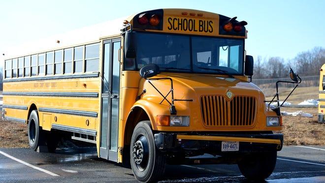 The Staunton School Board will meet tonight beginning at 6 p.m.