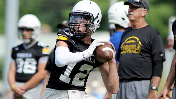 Zach Webster and Tuscola are 3-1 after Friday's win