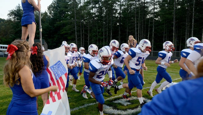 West Henderson is 5-2 after Friday's win at Pisgah.