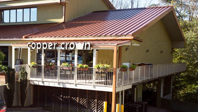 Copper Crown is at 1011 E. Tunnel Road in East Asheville.