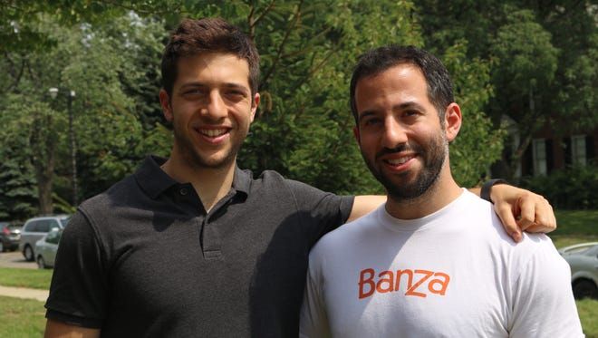 Brothers Brian and Scott Rudolph co-founded Banza, a gluten-free pasta company that recently won the top prize in the Accelerate Michigan innovation contest.