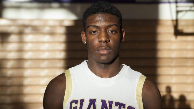 Devante Robinson, Waynesboro High School boys basketball