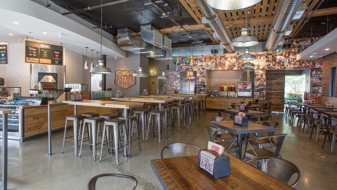 MOD Pizza, based out of Seattle, is planning to open two York locations this year.