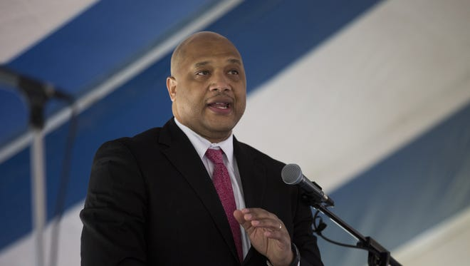 "U.S. Rep. Andre Carson, D-Ind., said the most recent threat he has received, which he publicly disclosed Tuesday without going into details, stood out ""simply because the environment is so hostile right now."""
