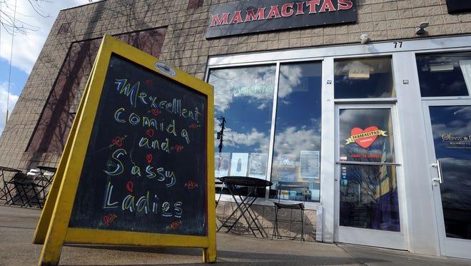 Mamacita's, at 77 Biltmore Ave.