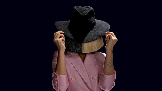 Now you see her, now you don't: Sia gets dramatic on 'This Is Acting.'