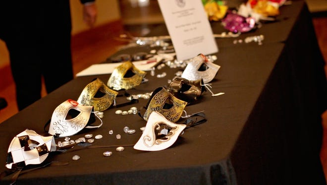 The 2016 Masquerade Ball is scheduled Saturday, Jan. 30 at the Vada Sheid Community Development Center.