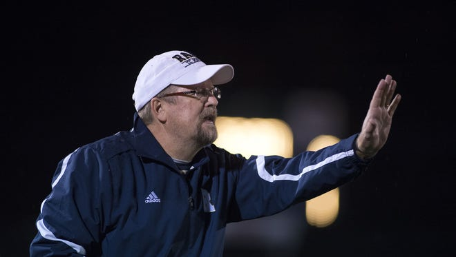 Roberson soccer coach Rob Wilcher is retiring at the end of this school year with more than 1,000 combined wins in boys and girls play.