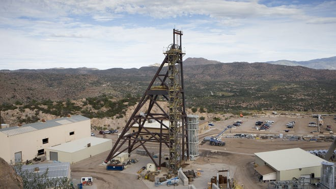 Public comments are being accepted on the Resolution Copper project.
