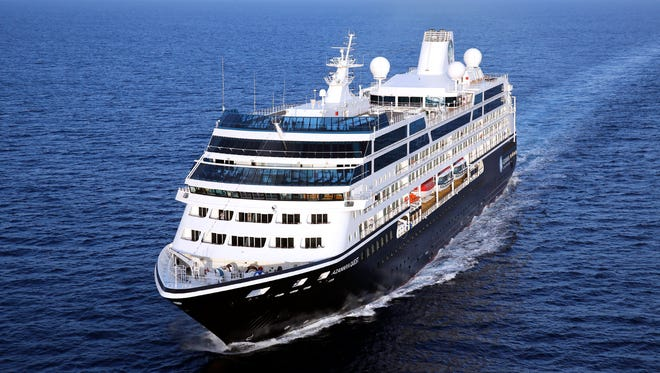 British Isles Cruise with Azamara Club Cruises.