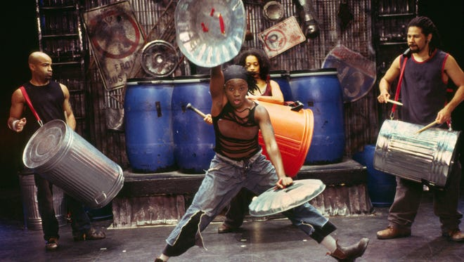 """STOMP in action, with Sodus native Carlos """"Peaches"""" Thomas at left."""