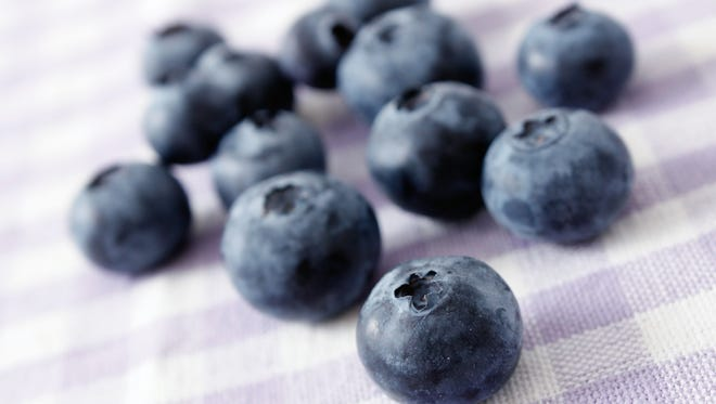 The healthful antioxidants within blueberries provide a real benefit in improving memory and cognitive function in some older adults, studies indicate.