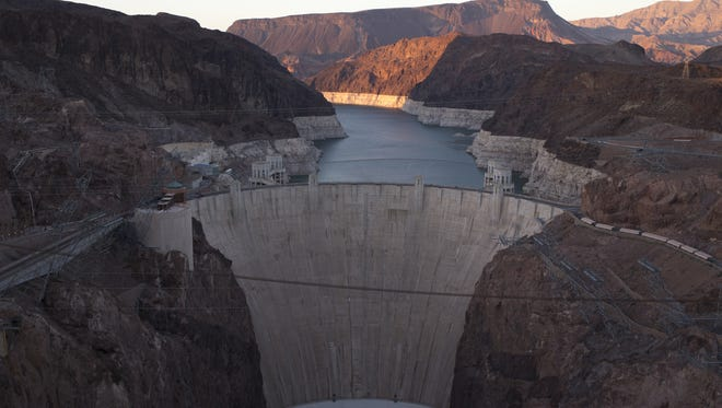 Hoover Dam provides hydropower to the Valley.