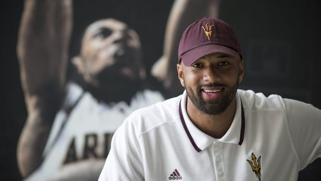 A portrait of Anthony Coleman taken on June 23, 2016, in the ASU Weatherup Center in Tempe.