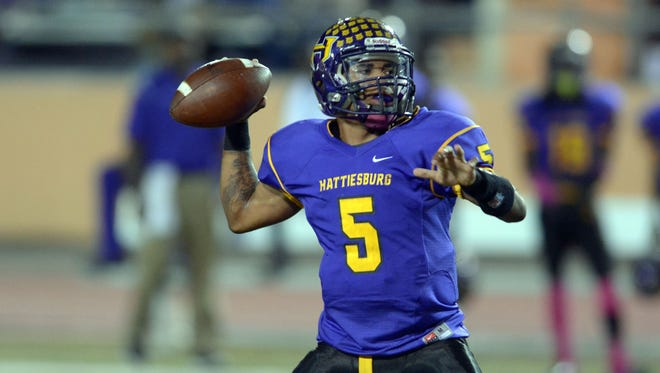 Hattiesburg's Julian Conner will be key for the Tigers in their week one matchup against Petal.