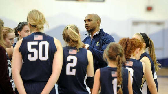 Local basketball coach and trainer John Williams is holding weekly skills sessions between now and October.