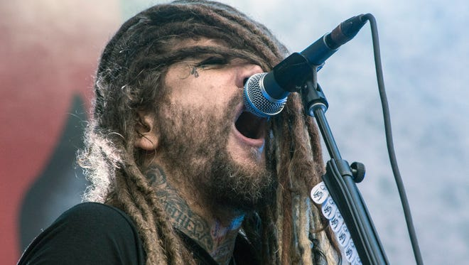 Brian Welch of Korn is coming to Visalia.