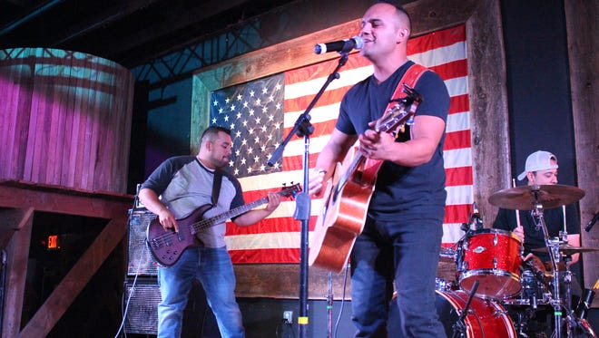 Local band Border Avenue will be opening for Keith Urban during his Tuesday, Oct. 18 stop in Las Cruces.