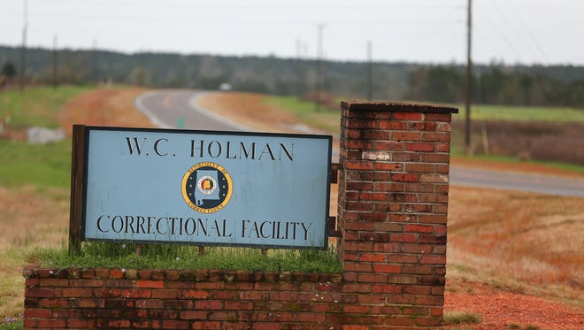 The William C. Holman Correctional Facility in Atmore opened on Dec. 15, 1969.