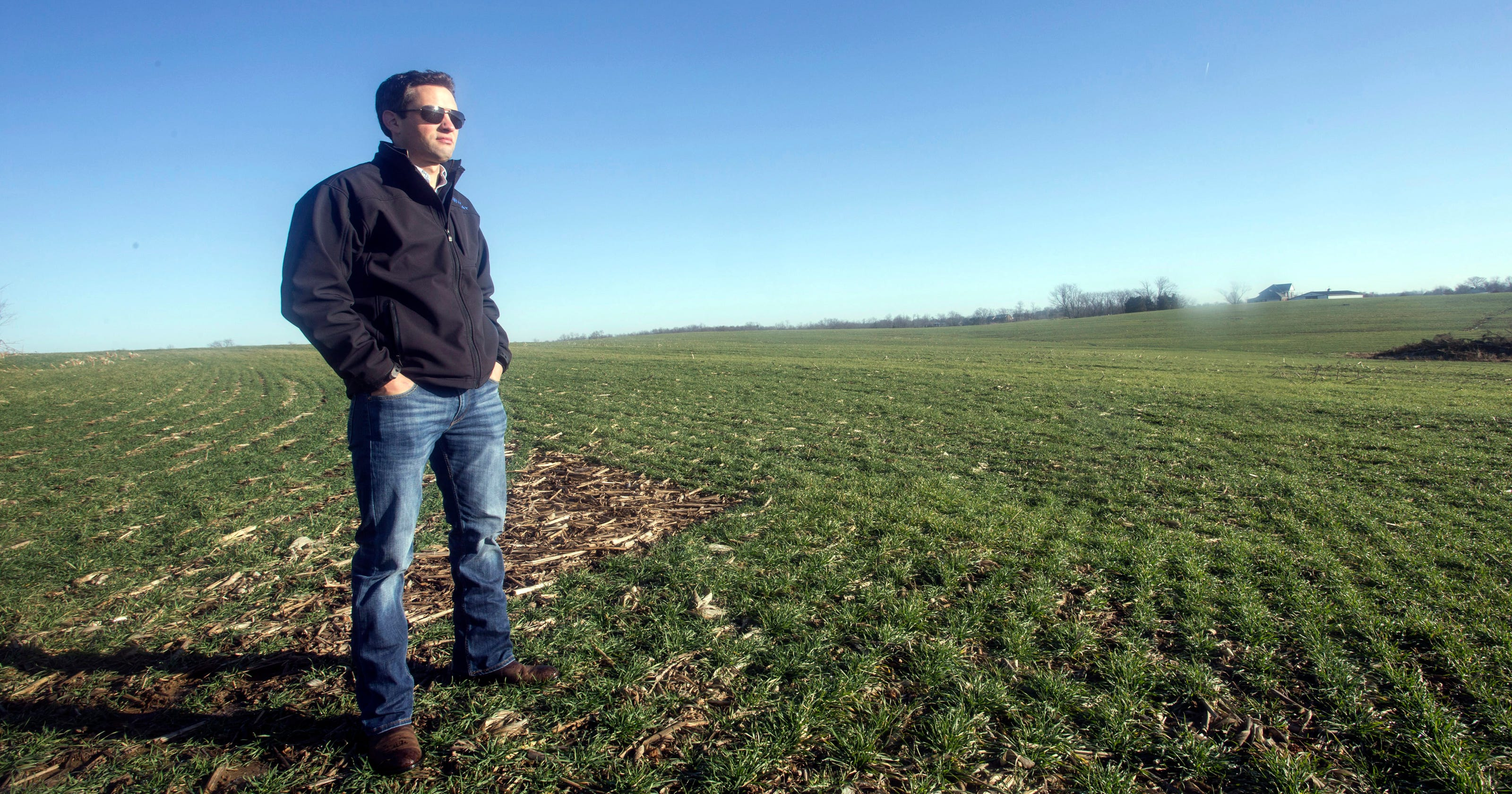 Millionaire investors bet on Ky farms