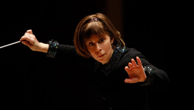 JoAnn Falletta will conduct the Milwaukee Symphony on Jan. 13 and 14.