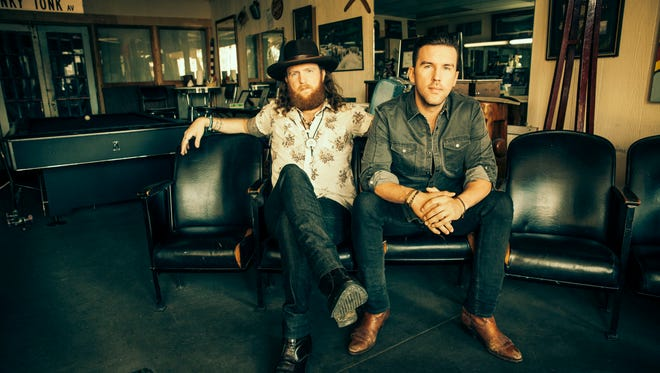 The Brothers Osborne are the first night show act announced for the 2018 Montana State Fair.