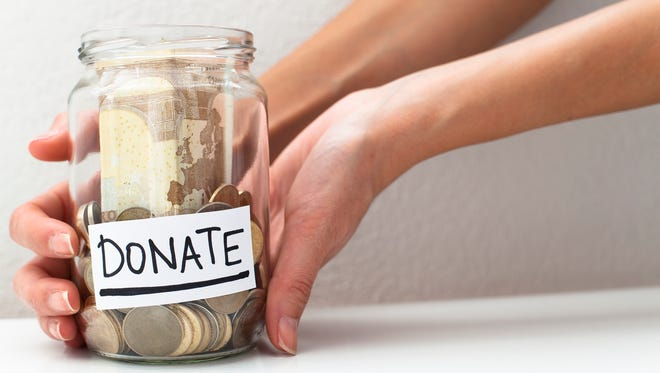 Don't forget about those charitable deductions drawn from your paycheck.