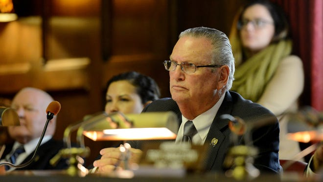 Assemblyman Ralph Caputo of Nutley is optimistic that the state will regulate and tax daily fantasy sports betting.