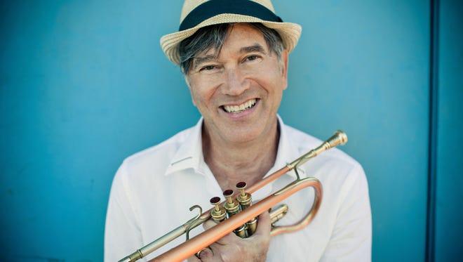 Smooth-jazz trumpeter Rick Braun