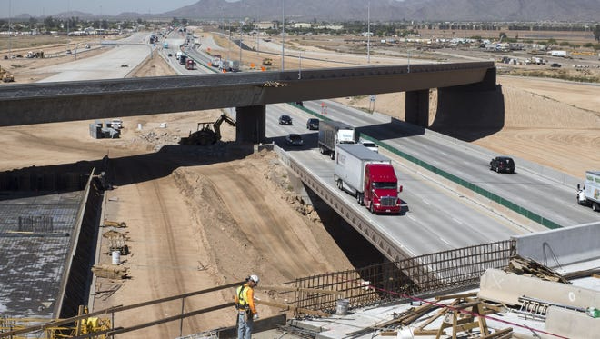 The Loop 303, connecting north Phoenix to the Southwest Valley, was completed in recent years and shortened commute times for some residents in Surprise, Goodyear and other areas.