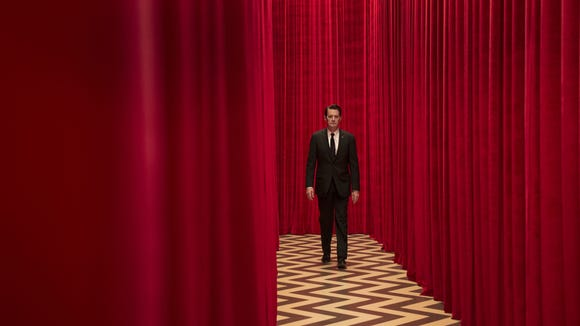 FBI Special Agent Dale Cooper remains in the baffling