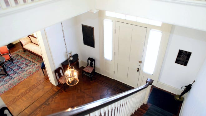 The Centennial House, aka The Britton/Evans House, 411 N. Upper Broadway, will be open for historical tours from noon to 4 p.m. Sunday, July 2. Cost: $3 adults; $1 children 12 and younger. Information: 361-882-8691.
