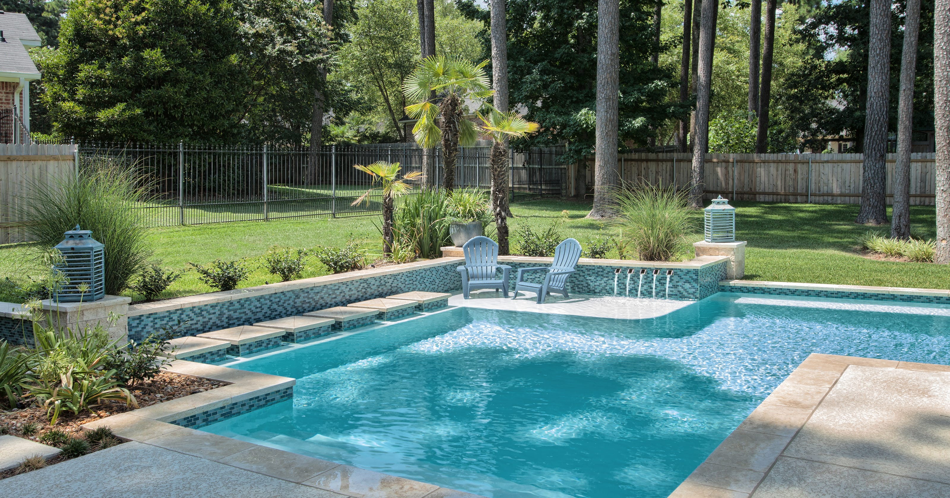 Find high quality image Backyard Oasis With Pool Ideas ... on Backyard Oasis Ideas id=72586