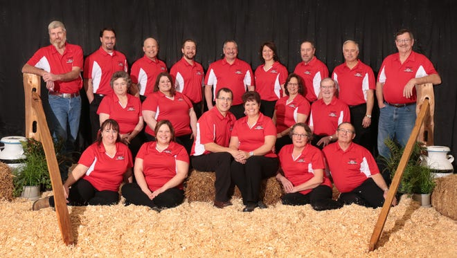 The executive committee serves to plan, organize and mobilize a small army of 1500 volunteers that put on the state's largest outdoor agriculture show.