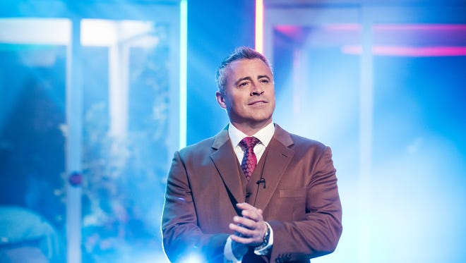 "Matt LeBlanc stars as ""Matt LeBlanc,' who hosts game show 'The Box,' in the fifth and final season of Showtime's 'Episodes.'"