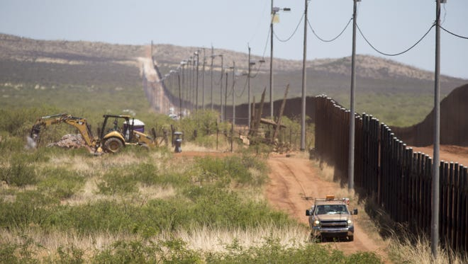 The Department of Homeland Security says it is tougher than ever for people to illegally cross the border.