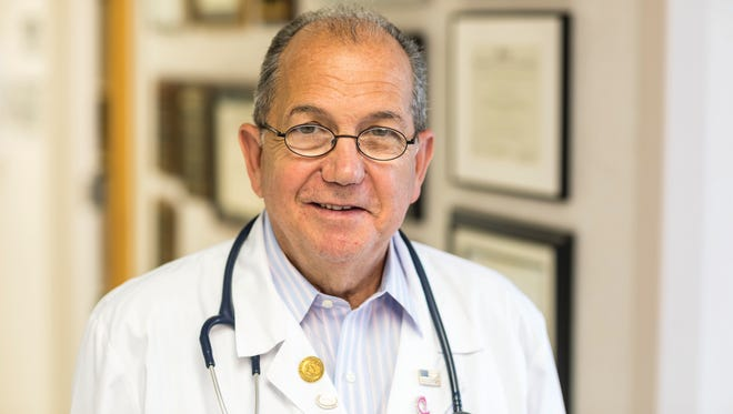 Frank Centanni, an OB/GYN at Morristown Medical Center, will receive the Physician Award at Atlantic Health's  Empower Awards.