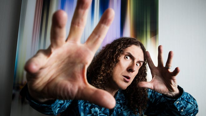 """""""Weird Al"""" Yankovic will show off a a different side when he performs non-parody, original music on his Ridiculously Self-Indulgent, Ill-Advised Vanity Tour, including a stop June 10 at the Meyer Theatre in Green Bay."""