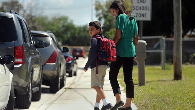 Schools in Indian River County are unlikely to change their start times. A majority of those answering a district questionnaire opposed the change.