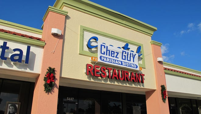 Chez Guy Parisian Bistro opened Dec. 6, 2017, on the northwest corner of Airport-Pulling and Pine Ridge roads in North Naples.