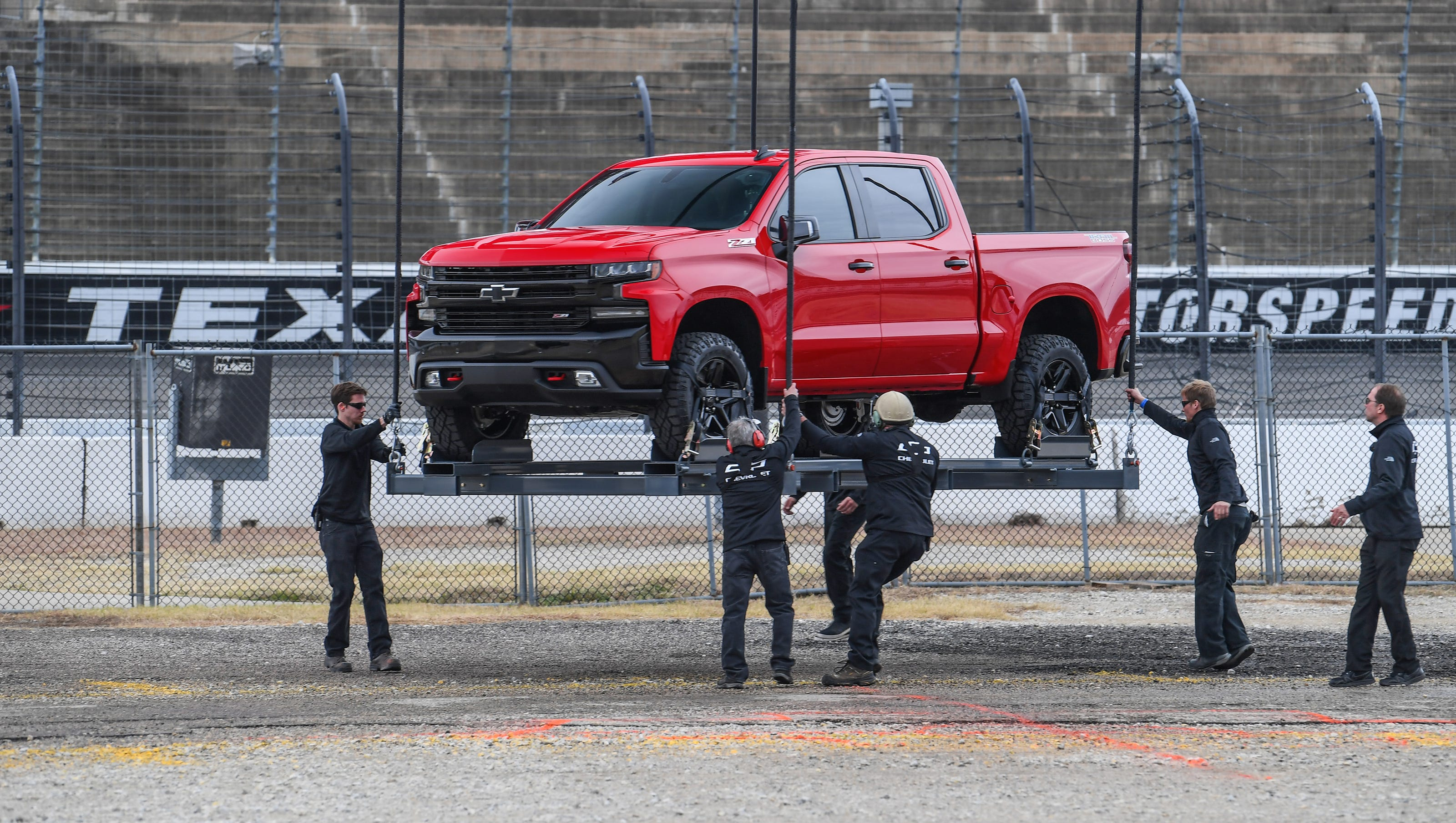 Chevy Silverado will come 8 different ways