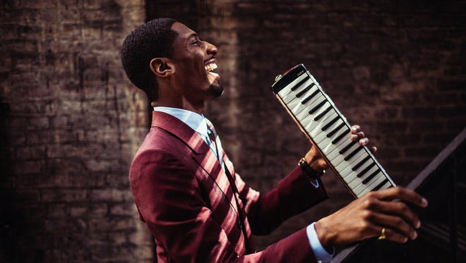 "Jon Batiste, music director for ""The Late Show"" with Stephen Colbert, will be a headliner at the new Indian Wells Music Festival"