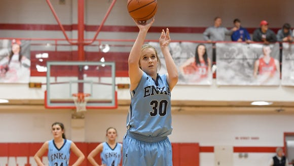 Enka and Asheville will play at 4 p.m. today with a spot in the 3A NCHSAA playoffs up for grabs.